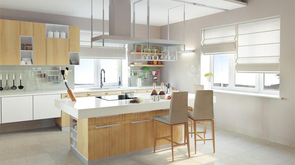 Hermosa Isla De Cocina Orleans Patrón - Ideas de Decoración de ...